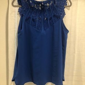 Brixon Ivy Tops - So sexy lace detail top!